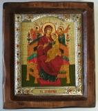 """Икона """"ВИЗАНТИКОС"""", ~115-135, Полуоклад № 3, Всецарица, шт"""