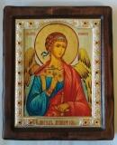"""Икона """"ВИЗАНТИКОС"""", ~175-205, Полуоклад № 4, Ангел Хранитель, шт"""