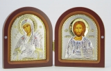 Икона Богородицы Семистрельная 130x105