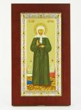 Ростовая икона Матроны Московской 80x130