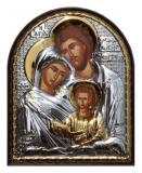 EP3-015PAG, Икона Afon Silver, 85x105, Св.Семейство, шт