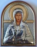 EP2-163PAG/P, Икона Afon Silver, 58-75, Матрона Московская, шт