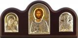 ET3-001XAG, Триптих Silver Axion. 128x245, шт