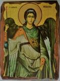 Икона под старину, 70-100, Михаил, шт