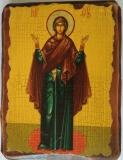 Икона под старину, 125-165, Нерушимая стена, шт