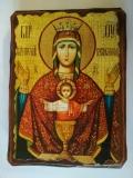 Икона под старину, 70-100, Неупиваемая Чаша, шт