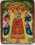 Икона под старину, 125-165, Прибавление Ума, шт