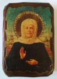 Икона под старину, 70-100, Матрона, шт