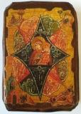 Икона под старину, 70-100, Неопалимая Купина, шт