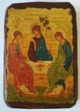 Икона под старину, 125-165, Троица, шт