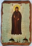 70-100, Икона Богородицы Вратарница