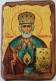 Икона под старину, 70-100, Николай, шт