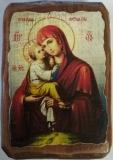 Икона под старину, 70-100, Почаевская, шт