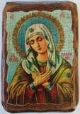 Икона под старину, 125-165, Умиление, шт