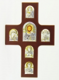 ST2-001XAG, Крест Silver Axion, 180х290